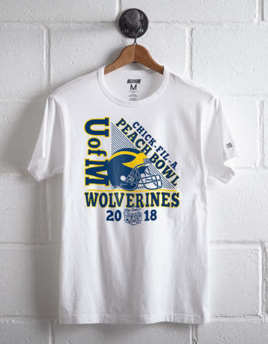 Tailgate Men's Michigan Peach Bowl T-Shirt -