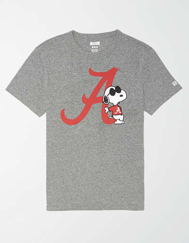 Tailgate x Peanuts Men's Alabama Crimson Tide T-Shirt