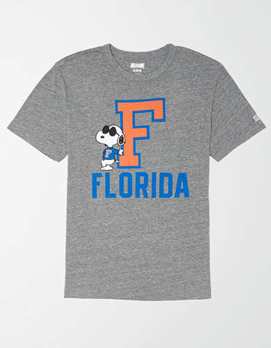 Tailgate x Peanuts Men's Florida Gators T-Shirt