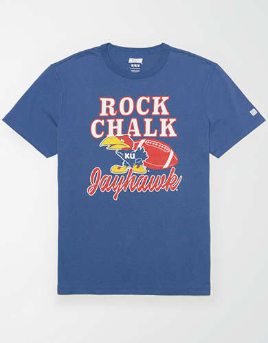 Tailgate Men's Kansas Jayhawks Graphic T-Shirt