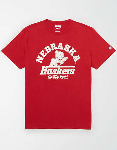 Tailgate Men's Nebraska Cornhuskers Graphic T-Shirt