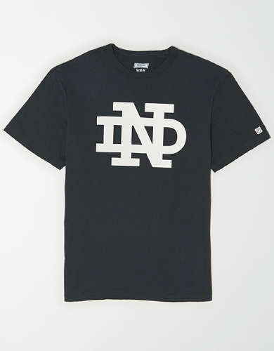 Tailgate Men's Notre Dame Irish Reflective Graphic T-Shirt