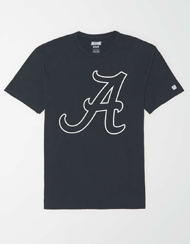 Tailgate Men's Alabama Crimson Tide Reflective Graphic T-Shirt