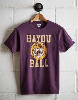 Tailgate Men's LSU Tigers Basketball T-Shirt