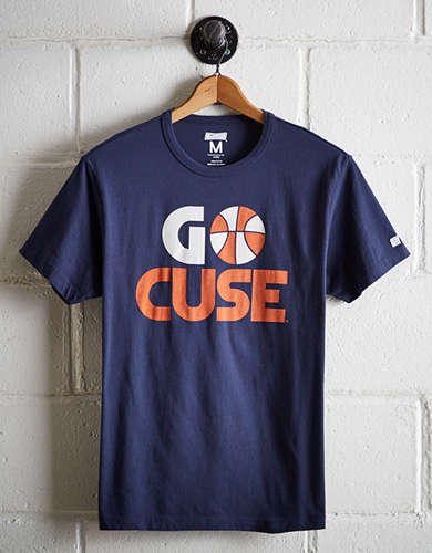 Tailgate Men's Syracuse Orange Basketball T-Shirt - Buy One Get One 50% Off