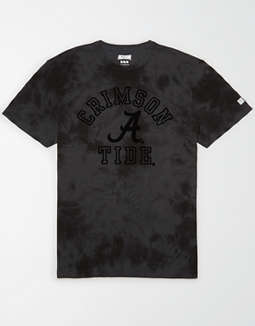 Tailgate Men's Alabama Tie-Dye T-Shirt