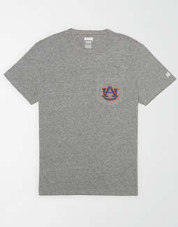 Tailgate Men's Auburn Tigers Pocket T-Shirt