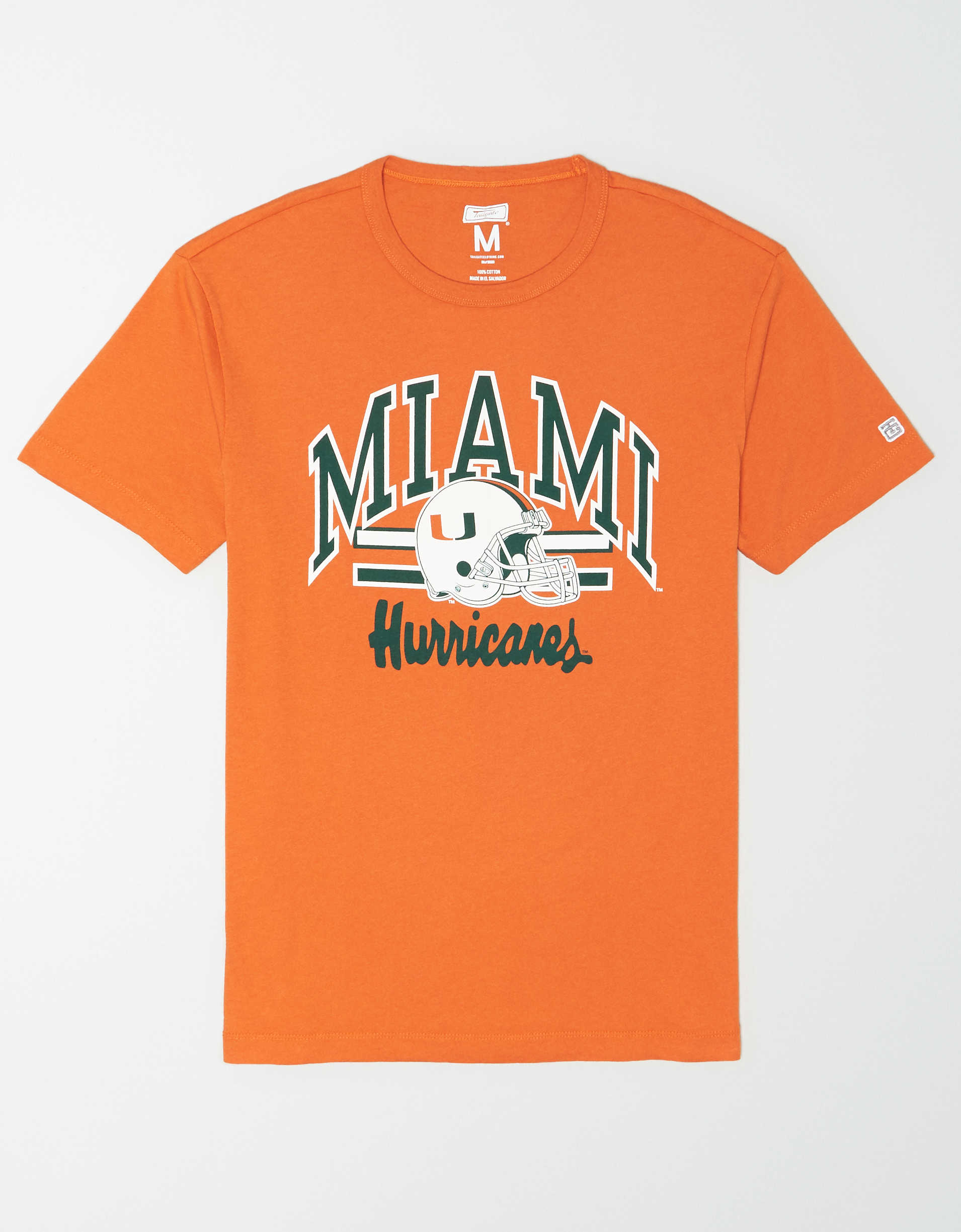 Tailgate Men's Miami Hurricanes Graphic T-Shirt