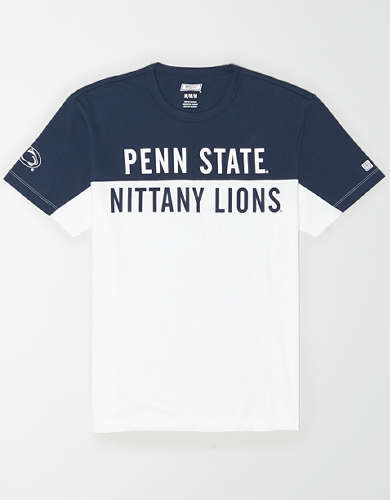 Tailgate Men's Penn State Colorblock T-Shirt
