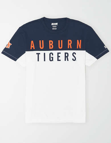 Tailgate Men's Auburn Tigers Colorblock T-Shirt