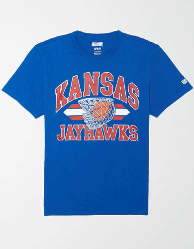 Tailgate Men's Kansas Jayhawks Basketball T-Shirt