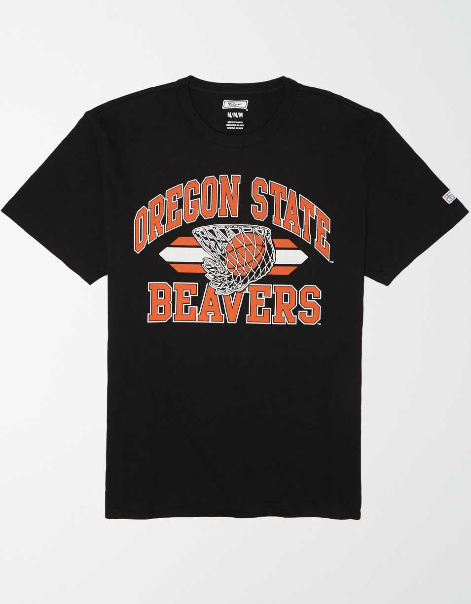 Tailgate Men's Oregon State Beavers Basketball T-Shirt