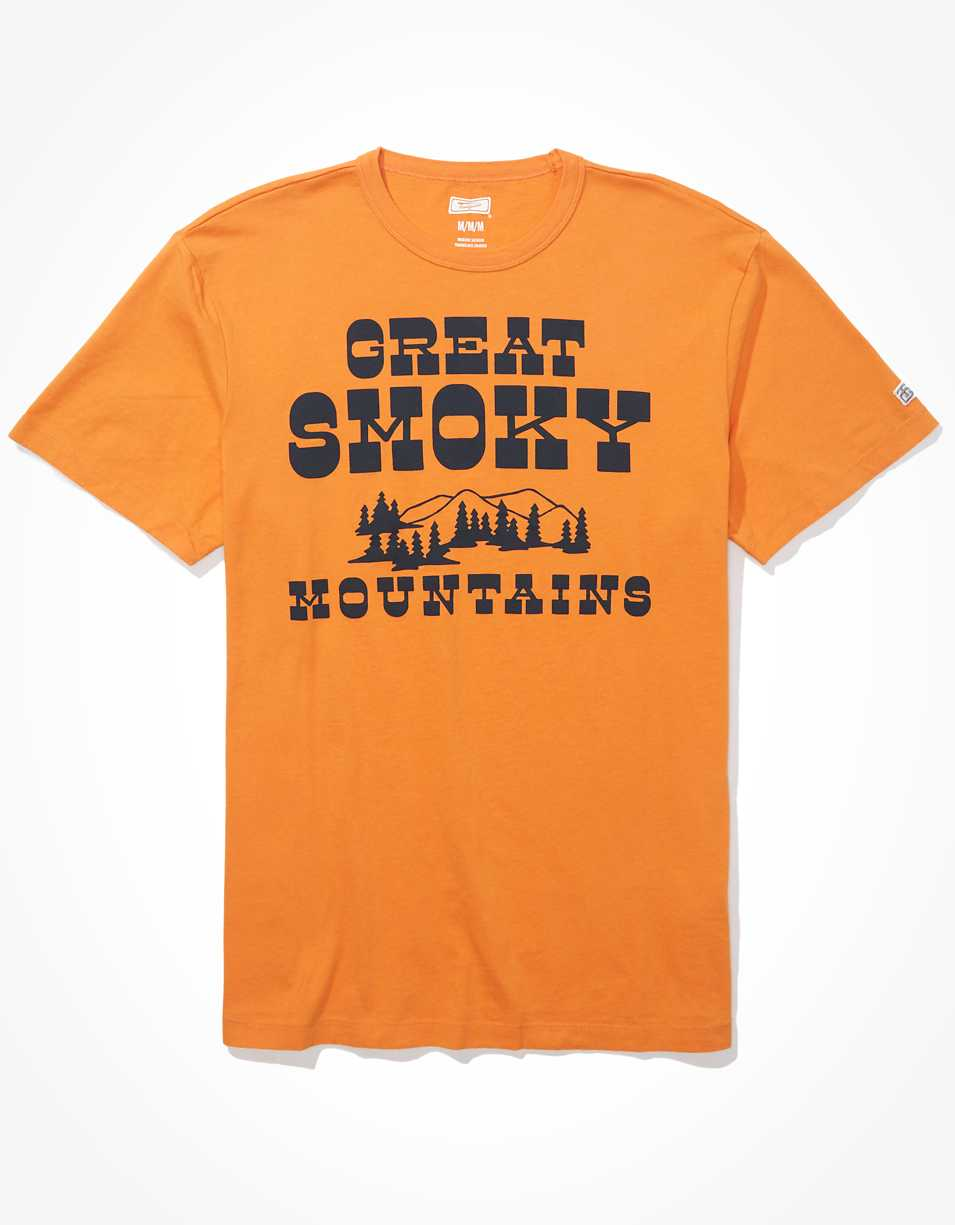 Tailgate Men's Tennessee Great Smoky Mountains T-Shirt