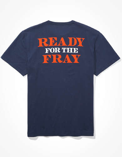 Tailgate Men's Syracuse Orange Graphic T-Shirt