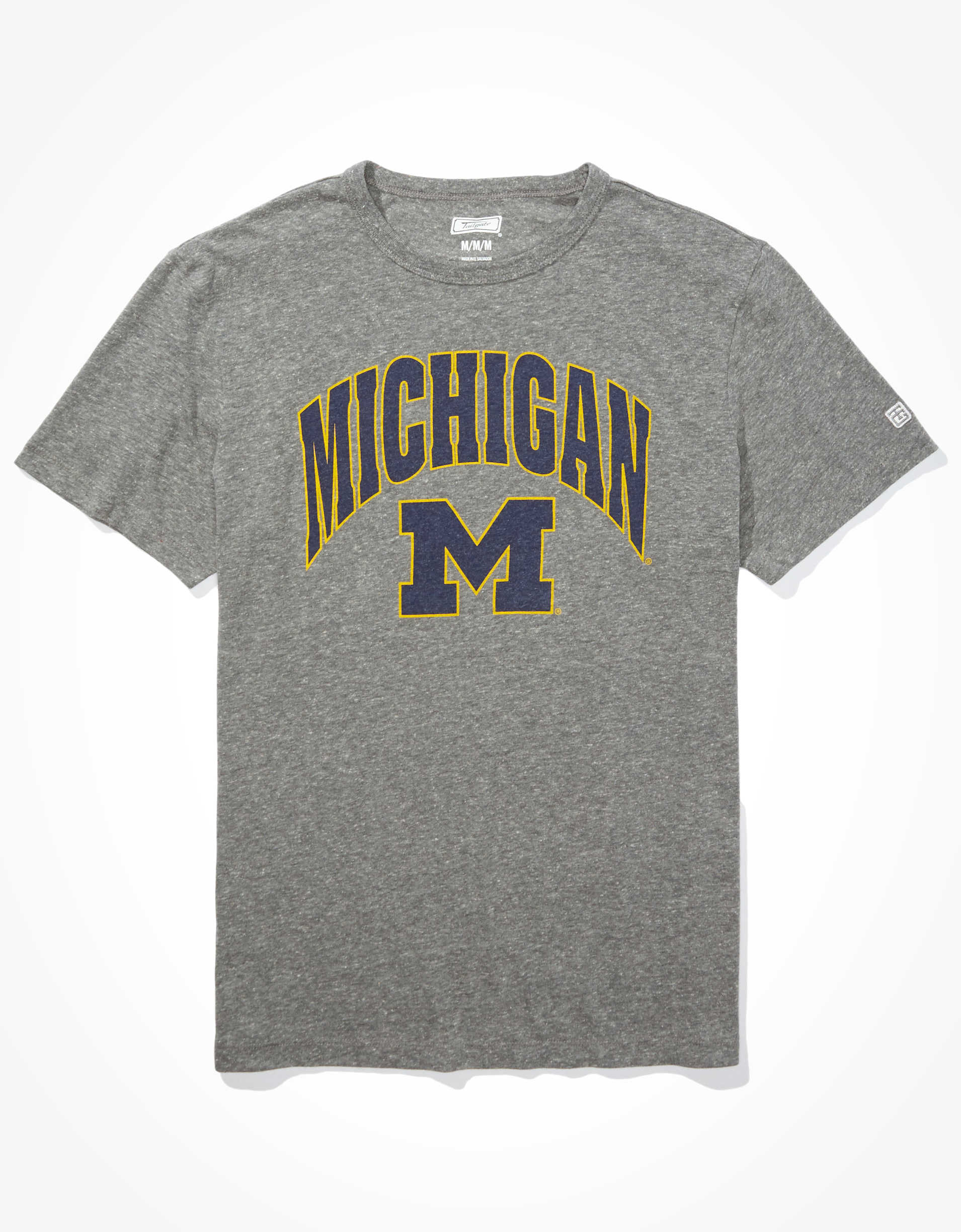 Tailgate Men's Michigan Wolverines Graphic T-Shirt