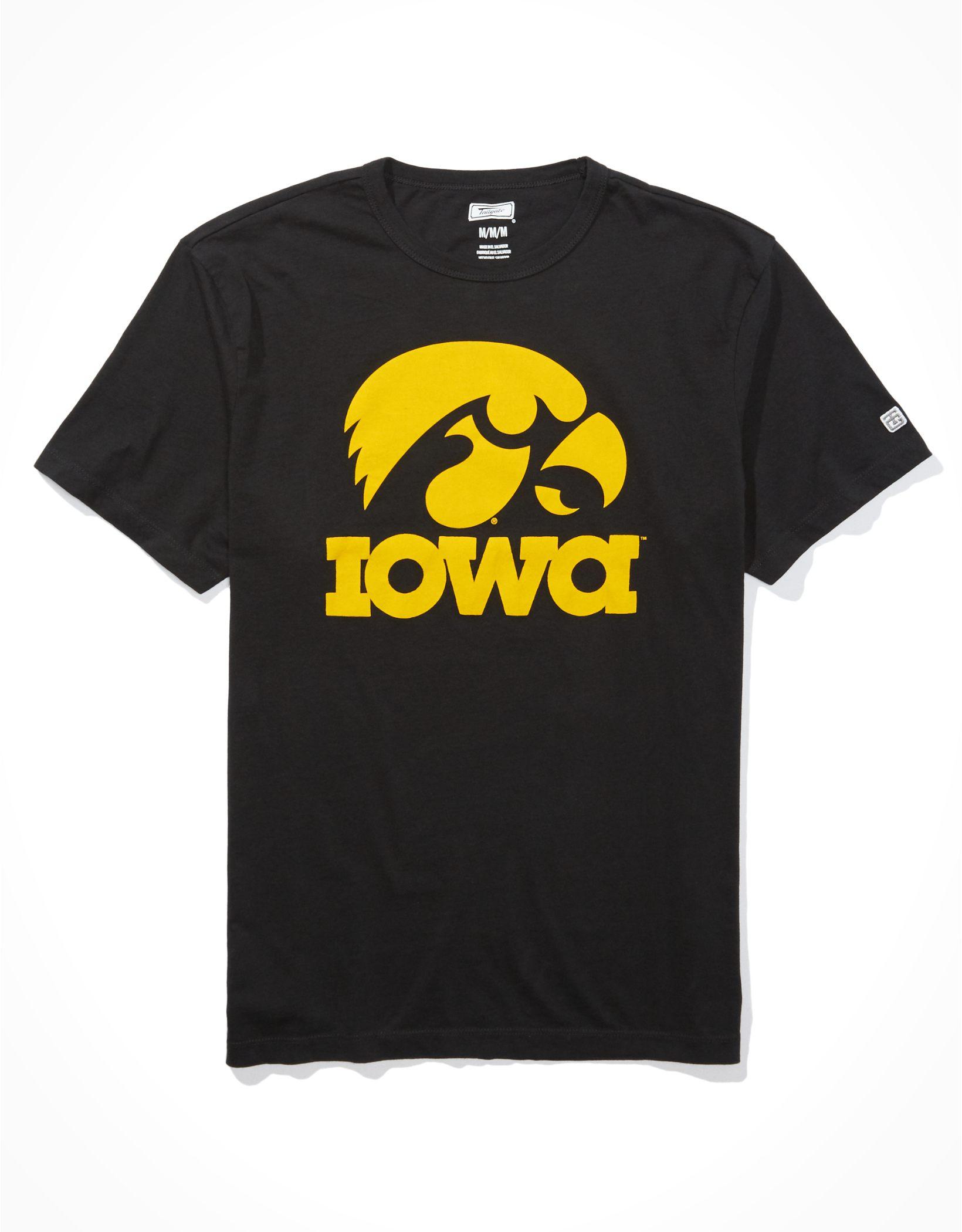 Tailgate Men's Iowa Hawkeyes Graphic T-Shirt