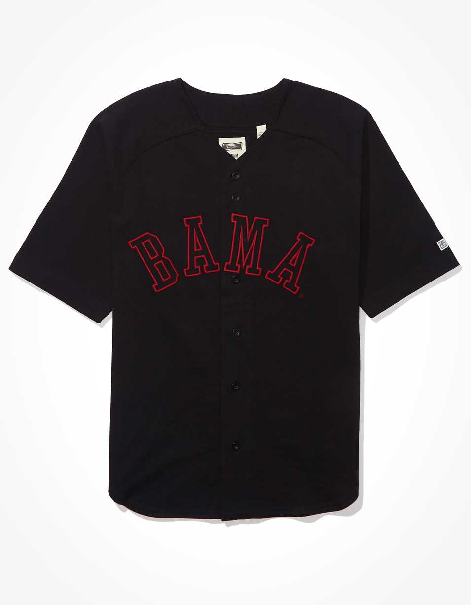 Tailgate Men's Alabama Crimson Tide Baseball Jersey