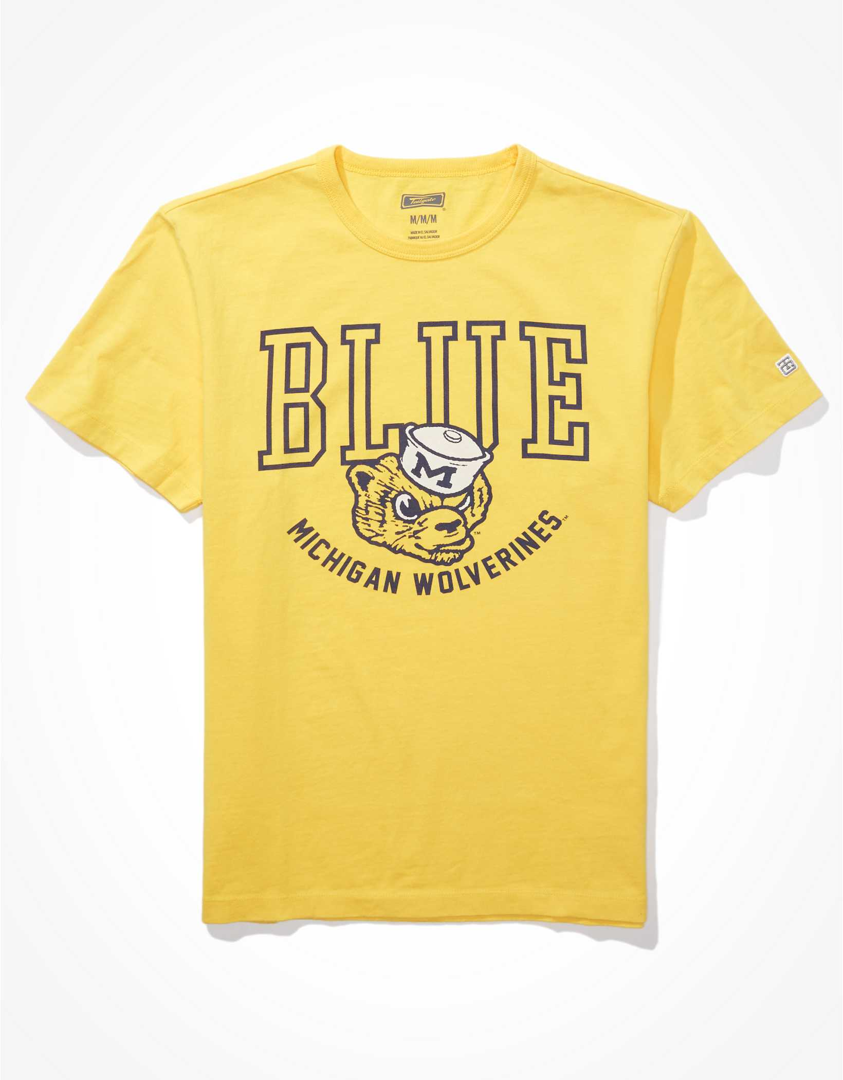 Tailgate Men's Michigan Wolverines Graphic T-Shirt