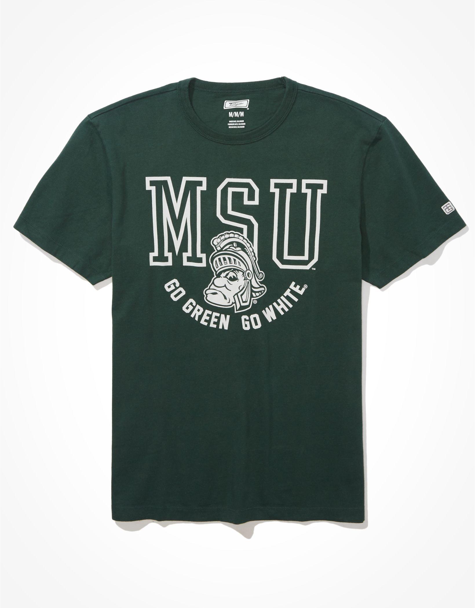 Tailgate Men's Michigan State Graphic T-Shirt