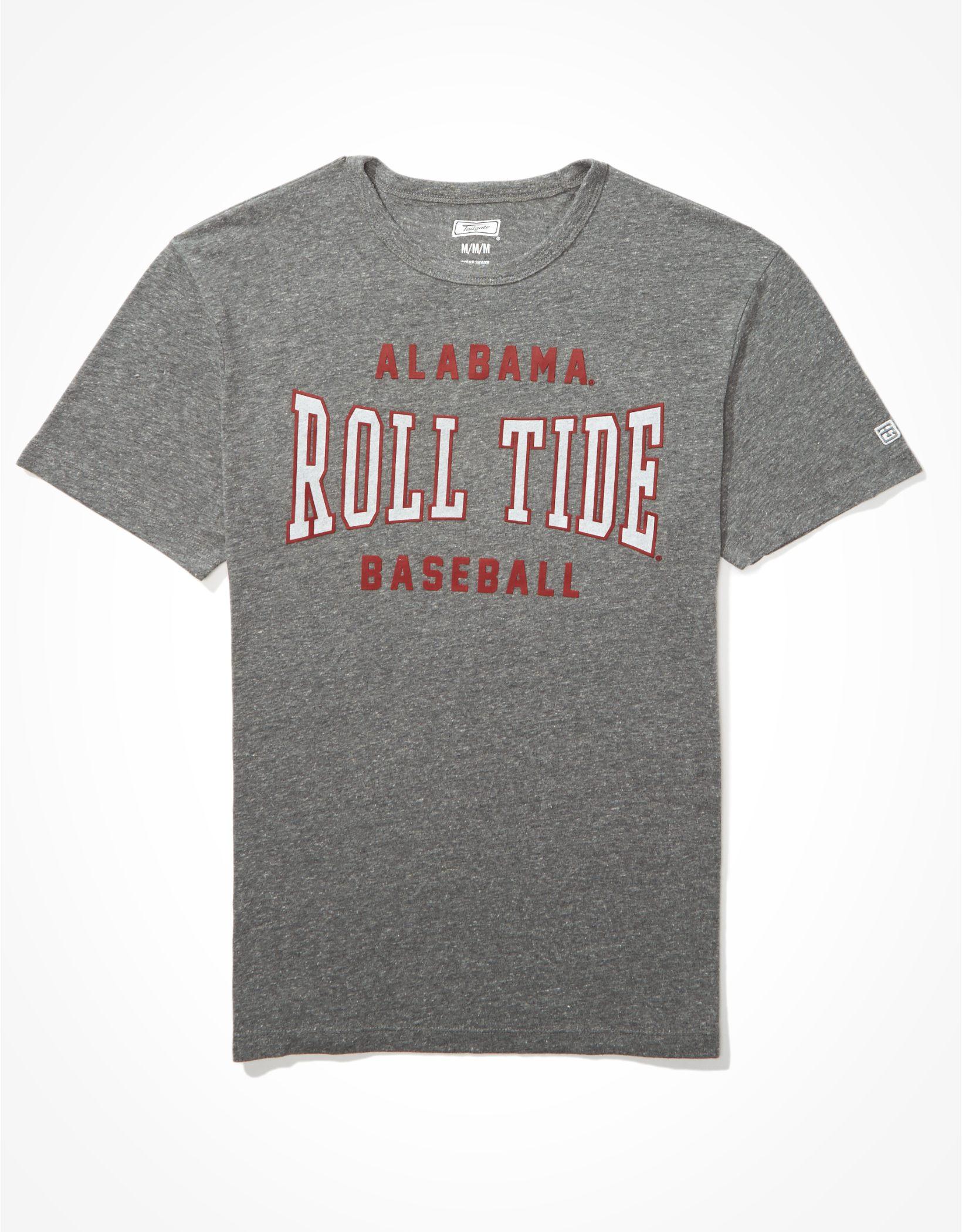 Tailgate Men's Alabama Crimson Tide Classic T-Shirt