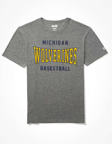 Tailgate Men's Michigan Wolverines Classic T-Shirt