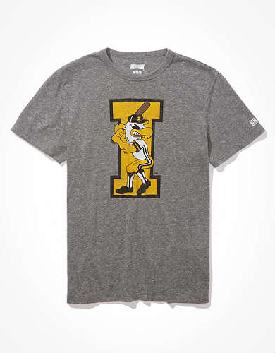 Tailgate Men's Iowa Hawkeyes Baseball Graphic T-Shirt