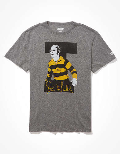 Tailgate Men's Iowa Dan Gable Graphic T-Shirt