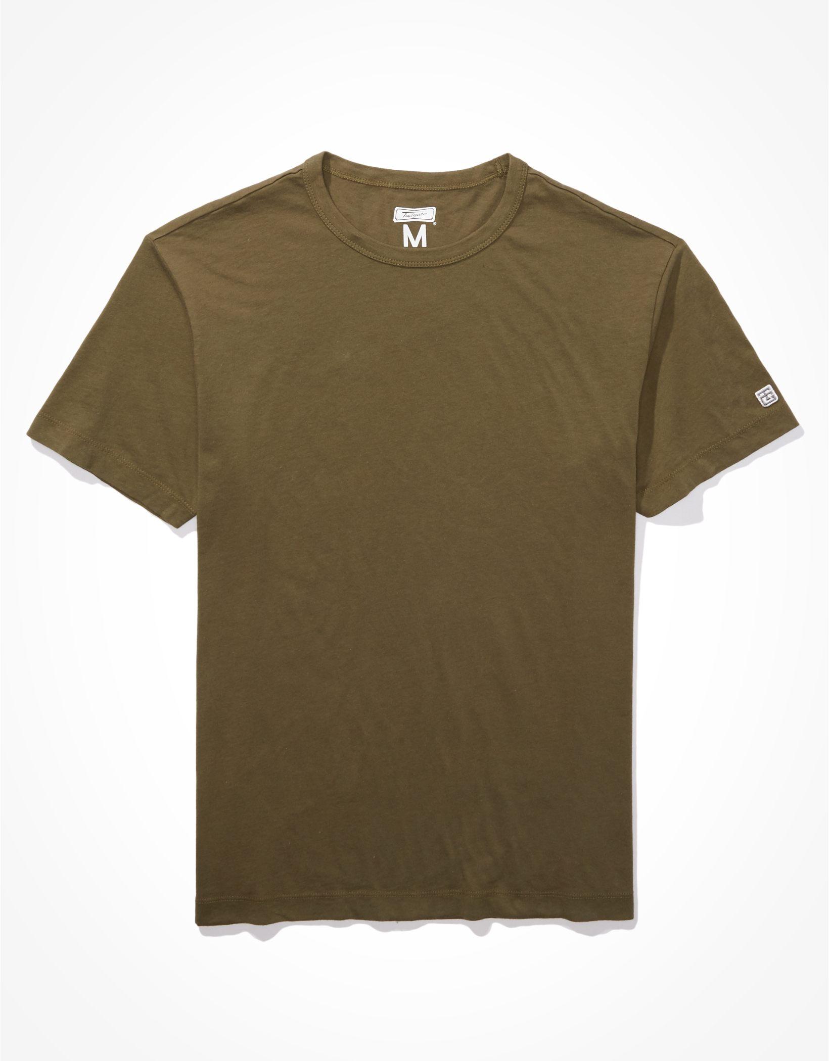 Tailgate Men's Essential Crew Neck T-Shirt