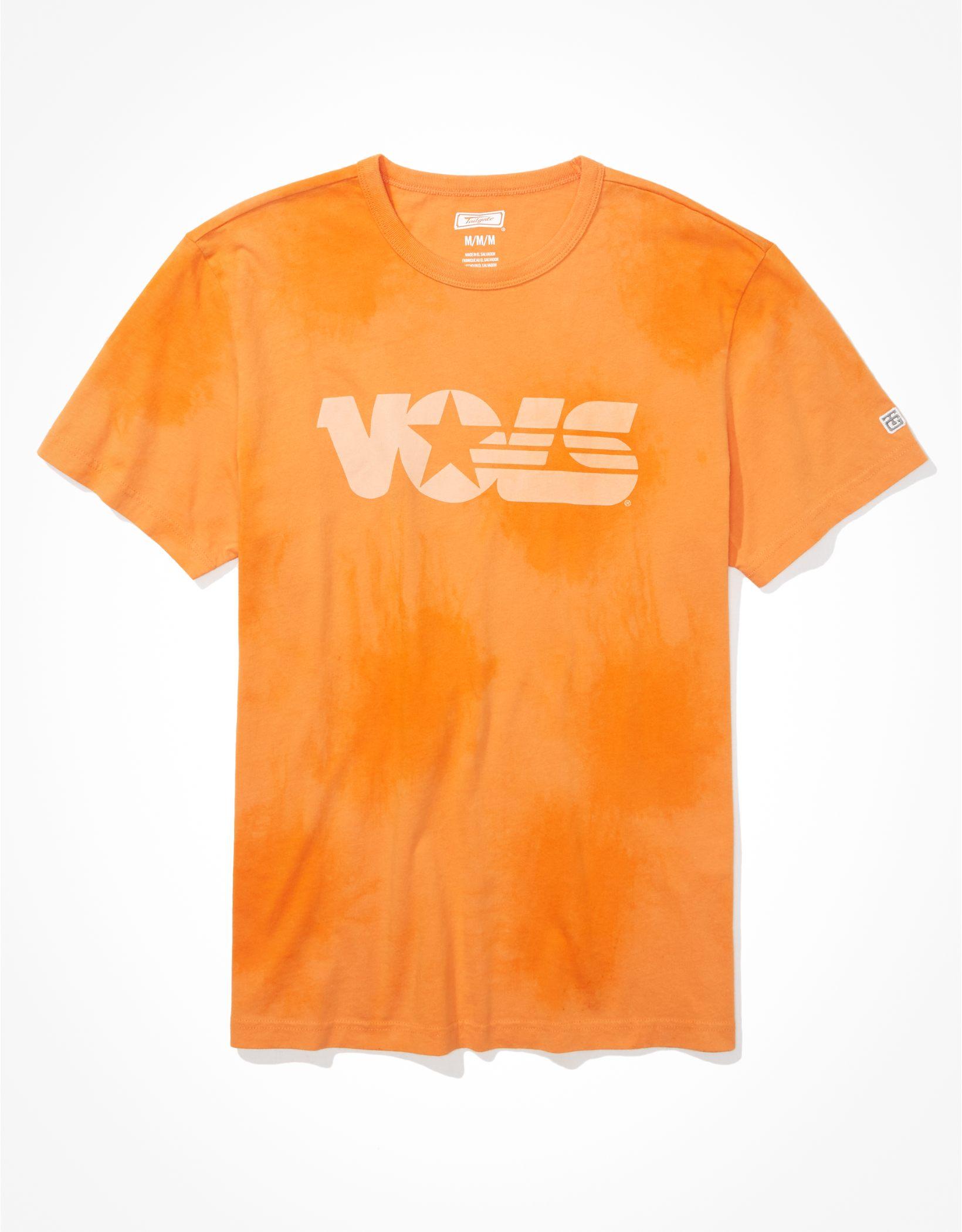Tailgate Men's Tennessee Vols Tonal Tie-Dye T-Shirt