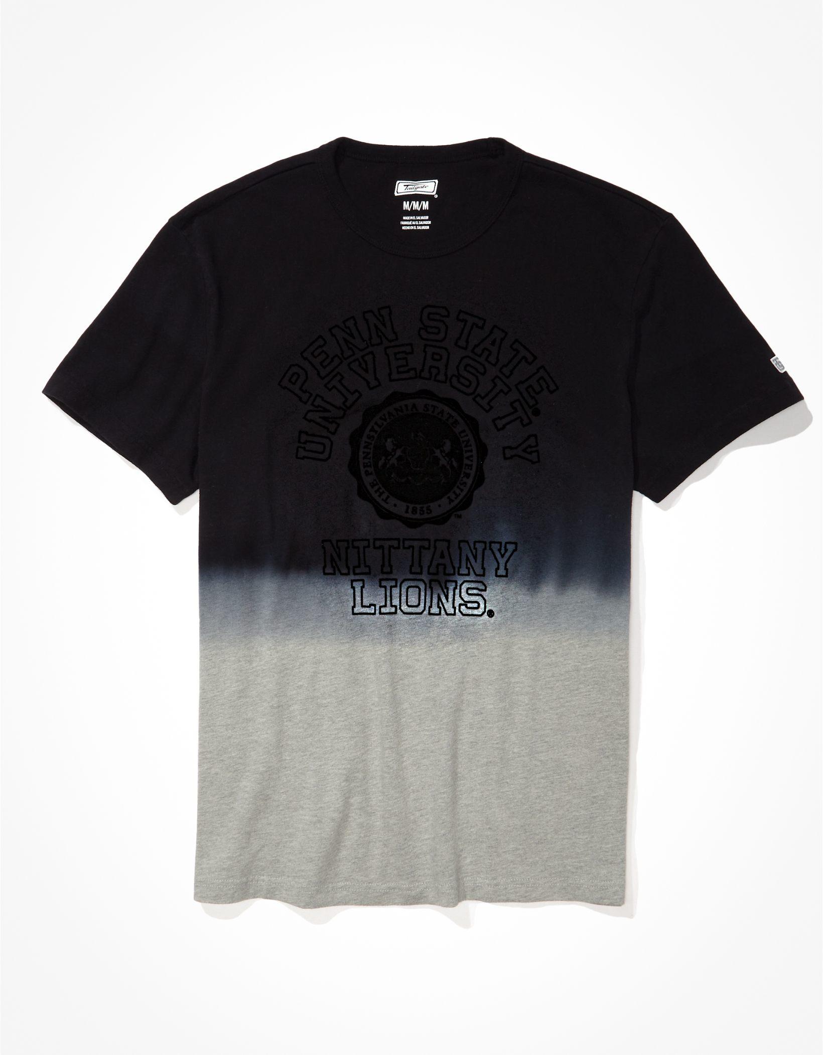 Tailgate Men's Penn State Dip-Dye T-Shirt