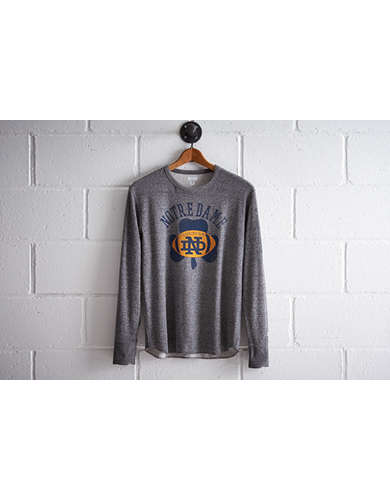 Tailgate Notre Dame Thermal Shirt -