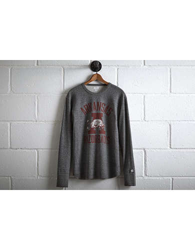 Tailgate Arkansas Thermal Shirt -