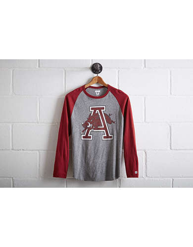 Tailgate Men's Arkansas Baseball Shirt - Free Returns