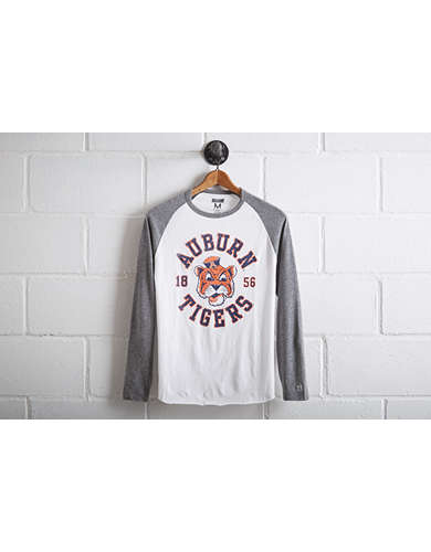 Tailgate Men's Auburn Tigers Baseball Shirt -