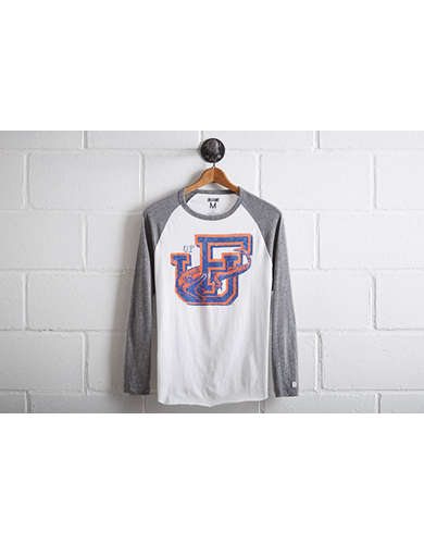 Tailgate Men's Florida Gators Baseball Shirt -