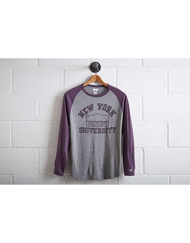 Tailgate Men's NYU Baseball Shirt -