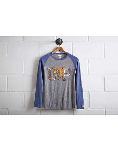 Tailgate Men's Pittsburgh Panthers Baseball Shirt - Free Returns