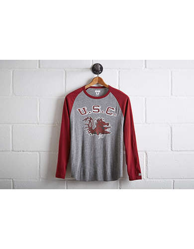Tailgate Men's South Carolina Baseball Shirt - Free Returns