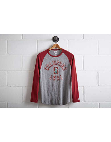 Tailgate Men's Stanford Cardinal Baseball Shirt - Free Returns