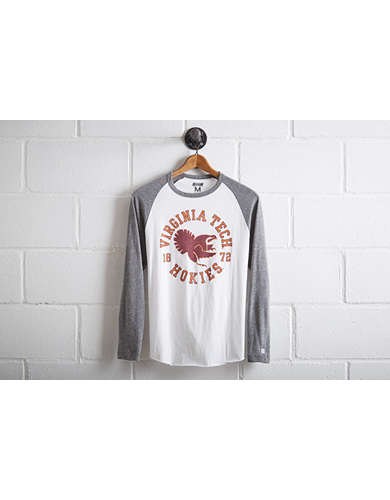 Tailgate Virginia Tech Baseball Shirt -