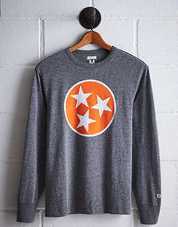 Tailgate Men's Tennessee Long Sleeve T-Shirt