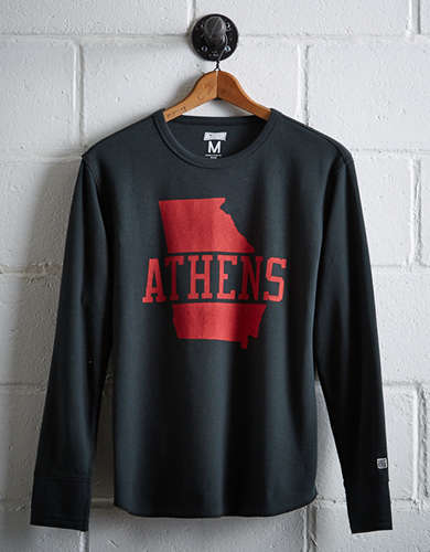 Tailgate Men's Georgia Thermal Shirt -