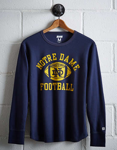 Tailgate Men's Notre Dame Thermal Shirt -