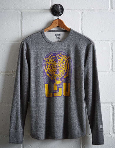 Tailgate Men's LSU Tigers Thermal Shirt -