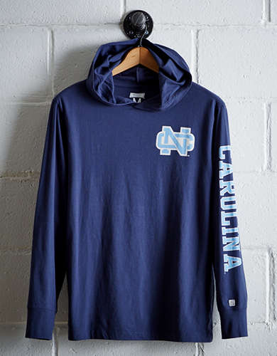 Tailgate Men's UNC Hoodie Tee - Free Shipping + Free Returns