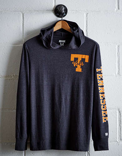 Tailgate Men's Tennessee Hoodie Tee - Free Returns