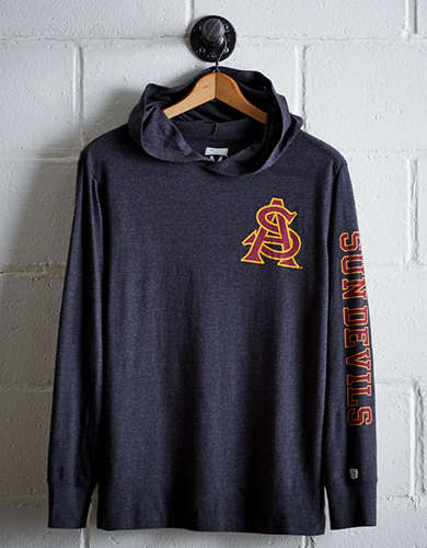 Tailgate Men's Arizona State Hoodie Tee - Free Shipping + Free Returns