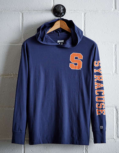 Tailgate Men's Syracuse Hoodie Tee - Free returns