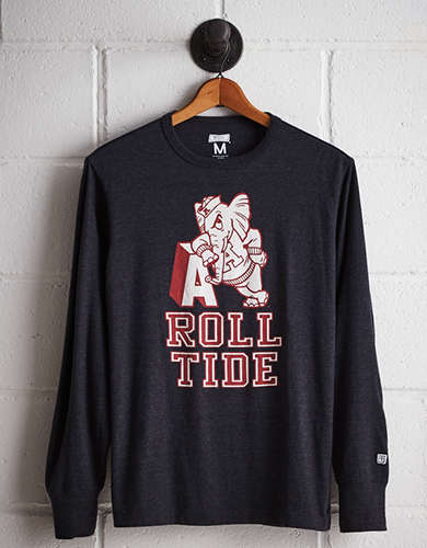 Tailgate Men's Alabama Long Sleeve T-Shirt - Free returns