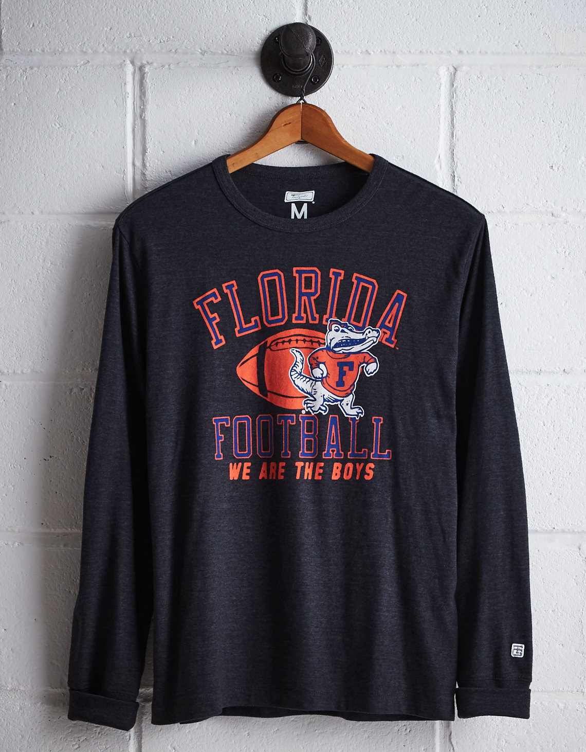 Tailgate Men's Florida Long Sleeve T-Shirt